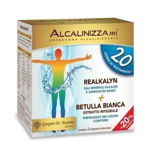 ALCALINIZZAmi - programma alcalinizzante - www.AntiAgeBoutique.com