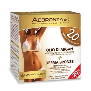 ABBRONZAmi - programma abbronzante - www.AntiAgeBoutique.com