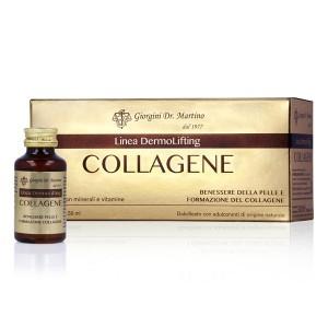 COLLAGENE liquido 500 ml (10 confezioni da 50 ml) - www.AntiAgeBoutique.com