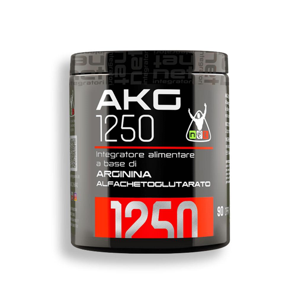 AKG 1250 Arginina (90cpr) - www.AntiAgeBoutique.com