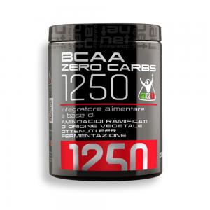 BCAA ZERO CARBS 1250 (200cpr) Aminoacidi ramificati - www.AntiAgeBoutique.com