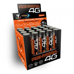 REHYDRA 4G (20 fiale) Integratori Endurance - www.AntiAgeBoutique.com