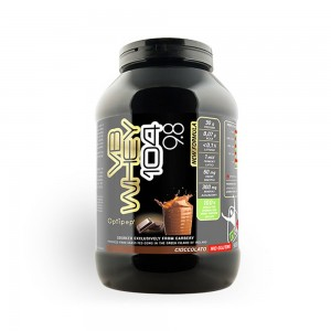 VB WHEY 104 9.8 (900g) Proteine isolate idrolizzate - www.AntiAgeBoutique.com