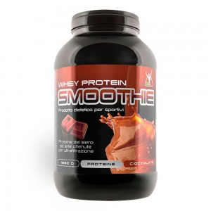WHEY PROTEIN SMOOTHIE (1980g) Proteine concentrate - www.AntiAgeBoutique.com