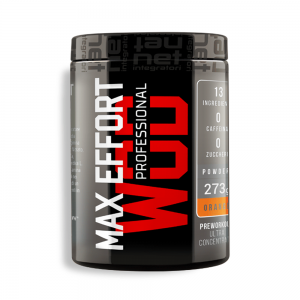 MAX EFFORT PROFESSIONAL (273g) Aminoacidi Crossfit - www.AntiAgeBoutique.com
