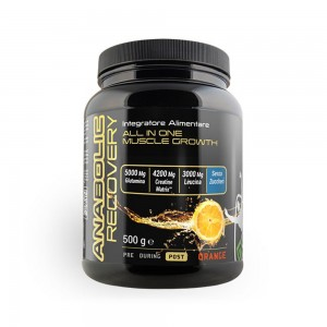 ANABOLIC RECOVERY (500g) Aminoacidi post workout - www.AntiAgeBoutique.com