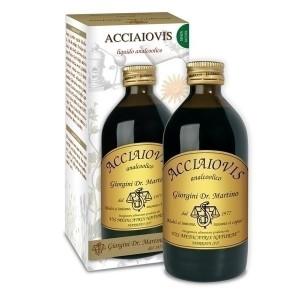 Acciaiovis Liquido analcoolico - www.AntiAgeBoutique.com