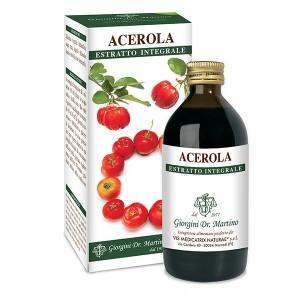 Acerola Estratto Integrale Liquido analcoolico - www.AntiAgeBoutique.com