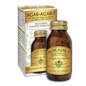 Agar-Agar con fermenti lattici e clorofilla Pastiglie - www.AntiAgeBoutique.com