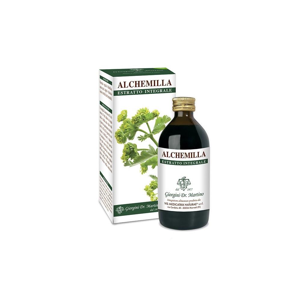 Alchemilla Estratto Integrale Liquido analcoolico - www.AntiAgeBoutique.com