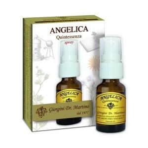 Angelica Quintessenza Liquido alcoolico spray - www.AntiAgeBoutique.com