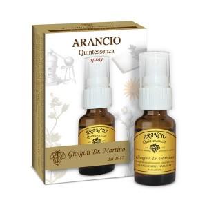 Arancio Quintessenza Liquido alcoolico spray - www.AntiAgeBoutique.com