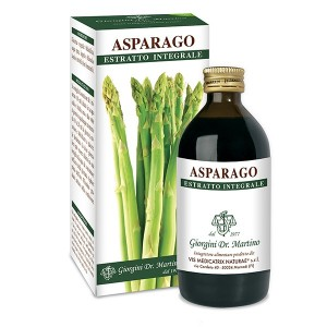 Asparago Estratto Integrale Liquido analcoolico - www.AntiAgeBoutique.com