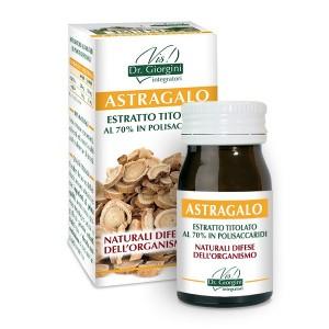 Monocomponenti Erbe Astragalo Estratto Titolato al 70% in polisaccaridi Pastiglie - www.AntiAgeBoutique.com
