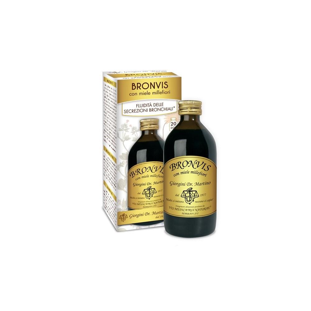 Bronvis con miele millefiori Liquido analcoolico - www.AntiAgeBoutique.com