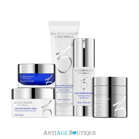 ANTI-AGING PROGRAM (5 Prodotti) - Programma skin care