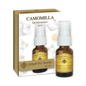Camomilla Quintessenza Liquido alcoolico spray - www.AntiAgeBoutique.com