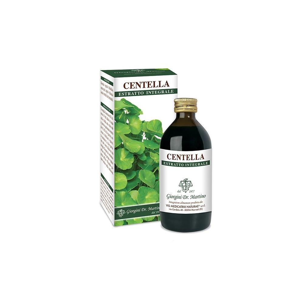 Centella asiatica Estratto Integrale Liquido analcoolico - www.AntiAgeBoutique.com