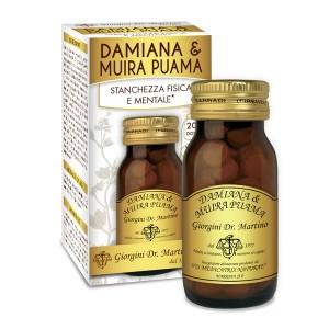 Damiana & Muira Puama Pastiglie - www.AntiAgeBoutique.com
