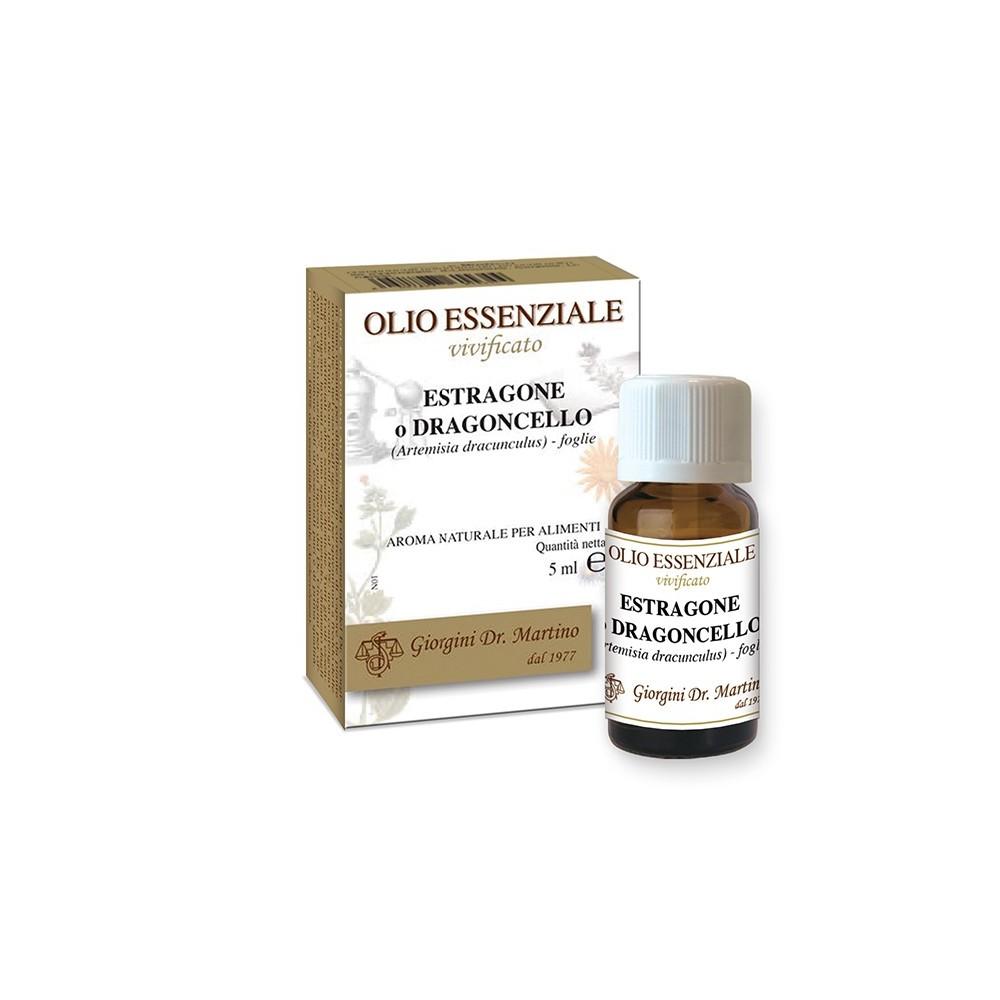 Estragone O.E.V. Olio - www.AntiAgeBoutique.com