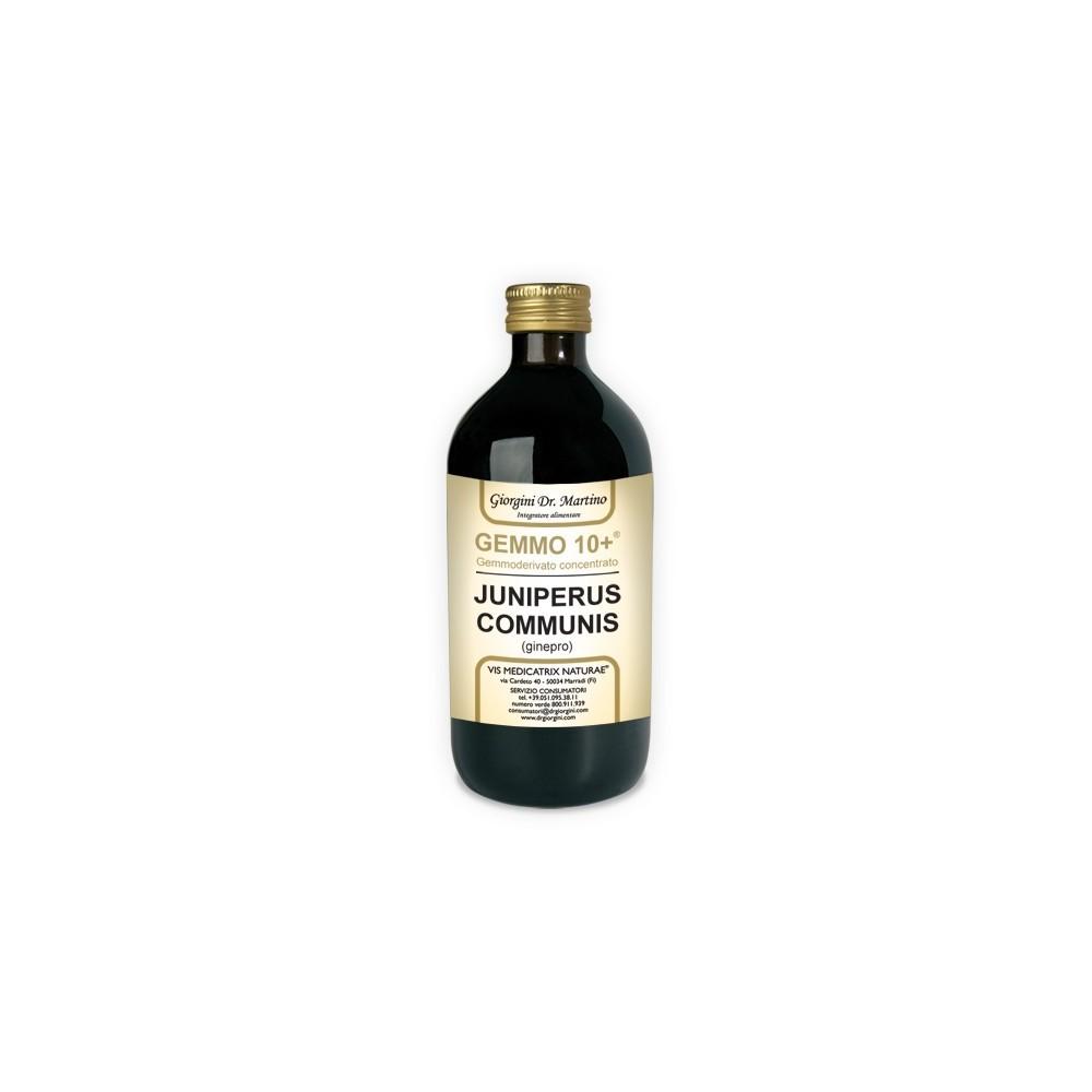 Ginepro Gemmoderivato Concentrato Liquido analcoolico - www.AntiAgeBoutique.com