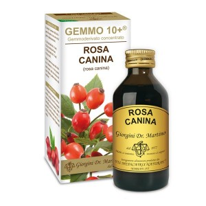 Rosa Canina Gemmoderivato Concentrato Liquido analcoolico - www.AntiAgeBoutique.com
