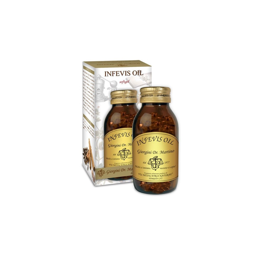 Infevis Oil Softgel - www.AntiAgeBoutique.com