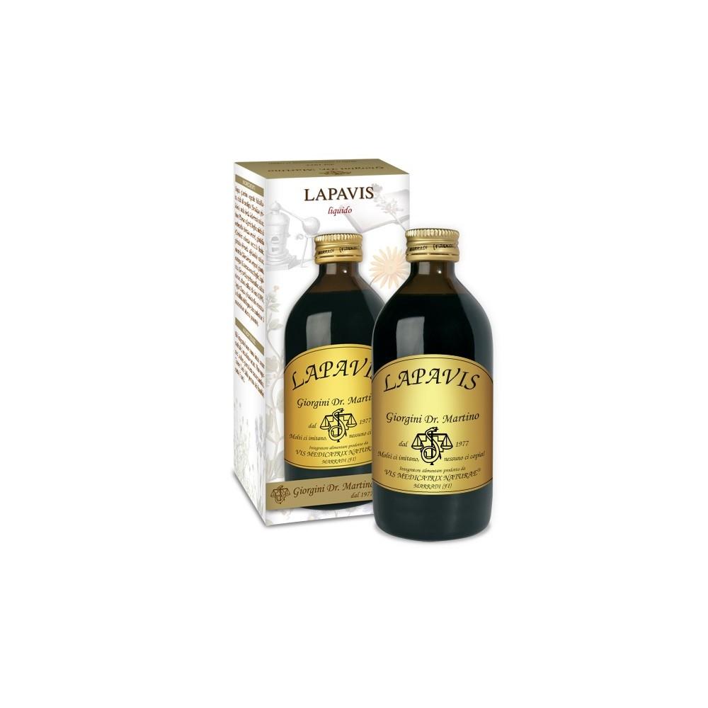 Lapavis Liquido alcoolico - www.AntiAgeBoutique.com