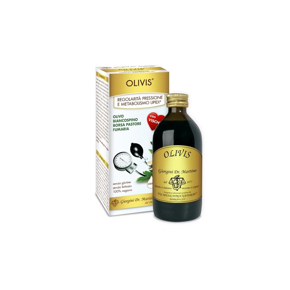 Olivis Liquido alcoolico - www.AntiAgeBoutique.com