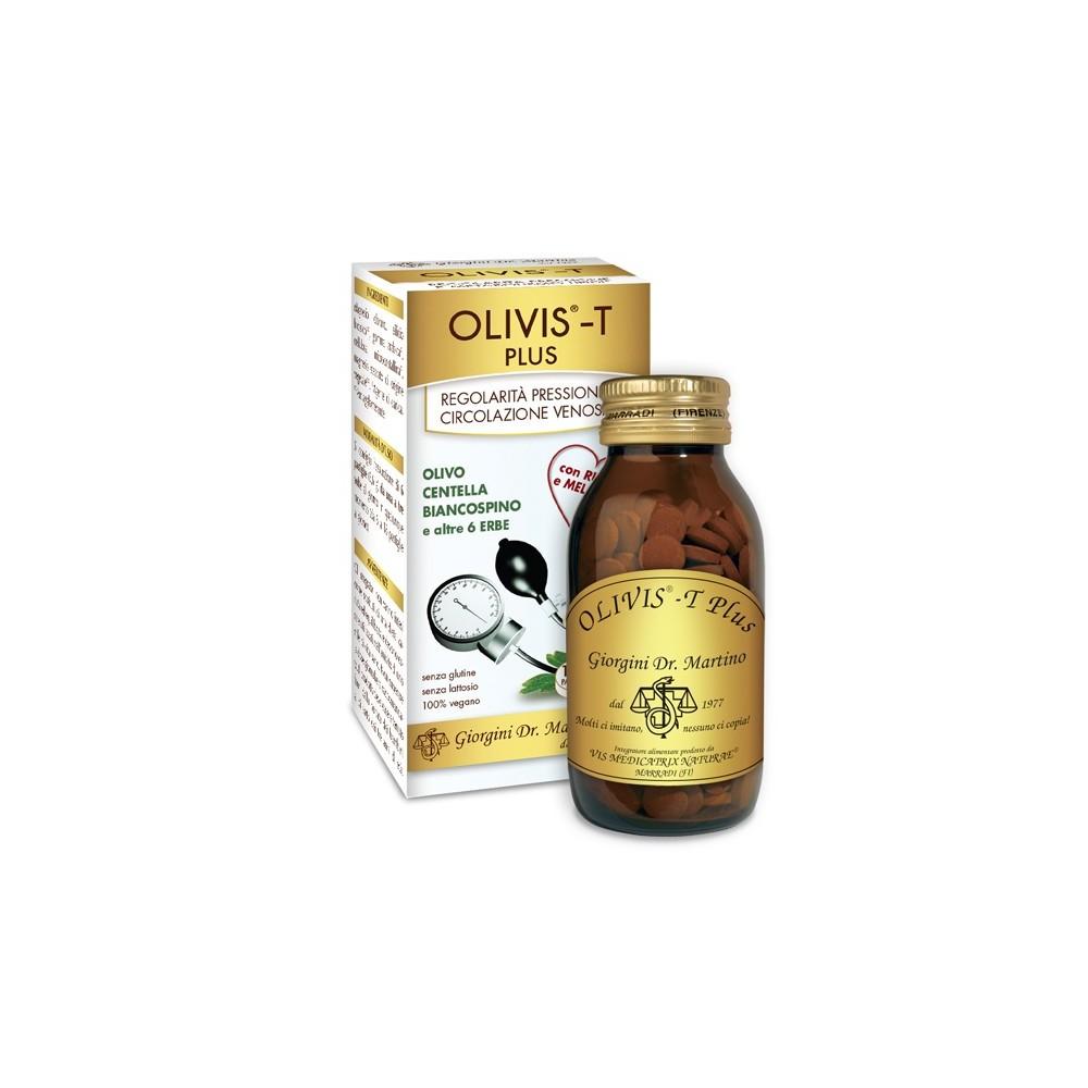 Olivis Plus Pastiglie - www.AntiAgeBoutique.com