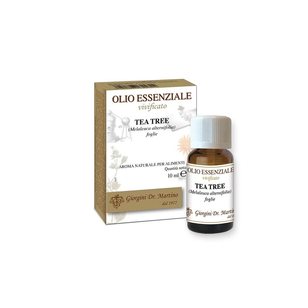 Tea Tree O.E.V. Olio - www.AntiAgeBoutique.com