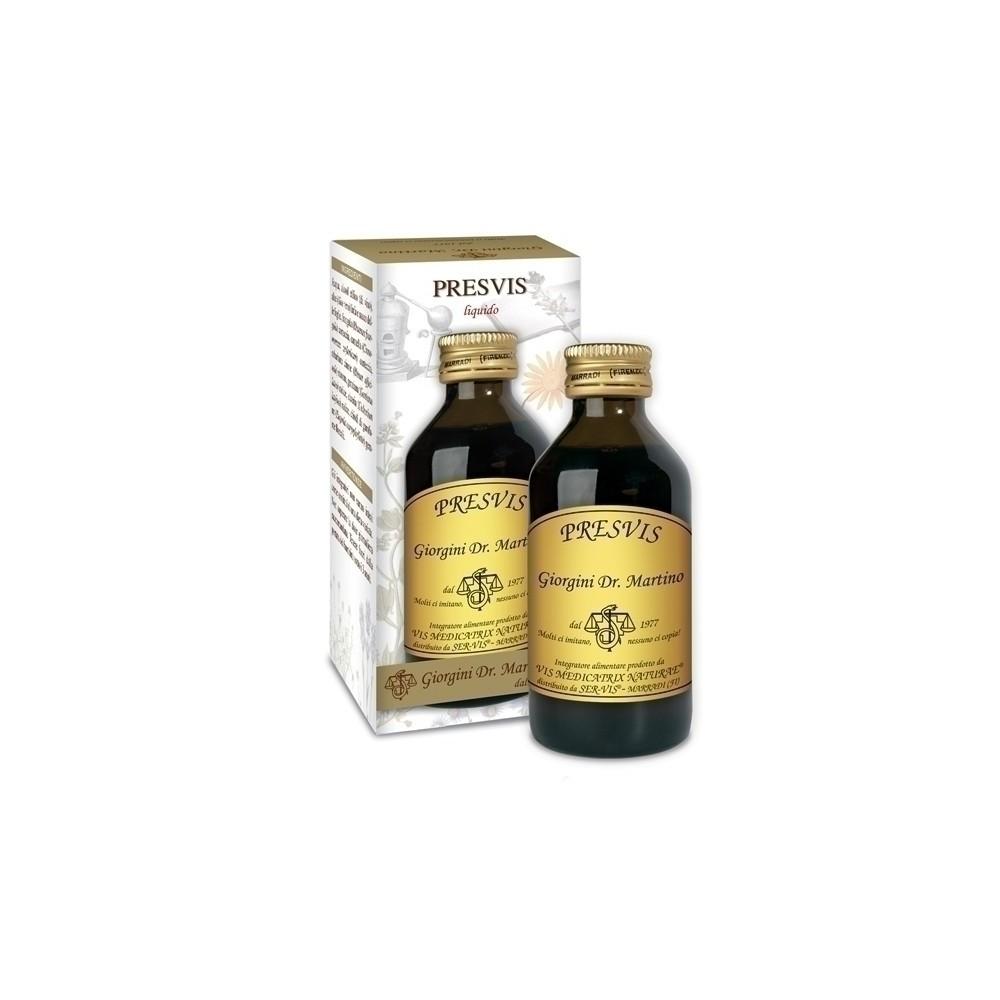 Presvis Liquido alcoolico - www.AntiAgeBoutique.com