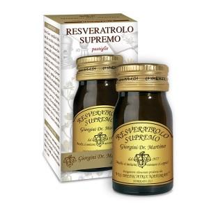 Resveratrolo supremo Pastiglie - www.AntiAgeBoutique.com
