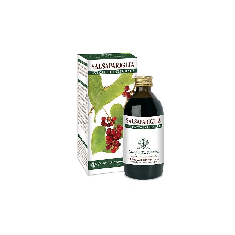 Salsapariglia Estratto Integrale Liquido analcoolico - www.AntiAgeBoutique.com