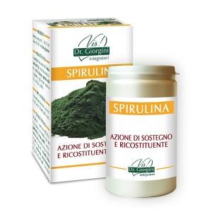 Monocomponenti Erbe Spirulina  Pastiglie - www.AntiAgeBoutique.com
