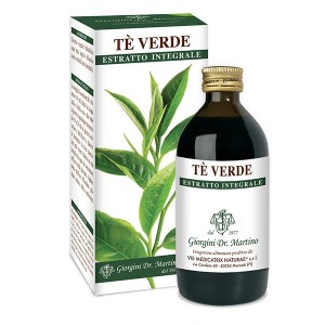 Tè verde Estratto Integrale Liquido analcoolico - www.AntiAgeBoutique.com
