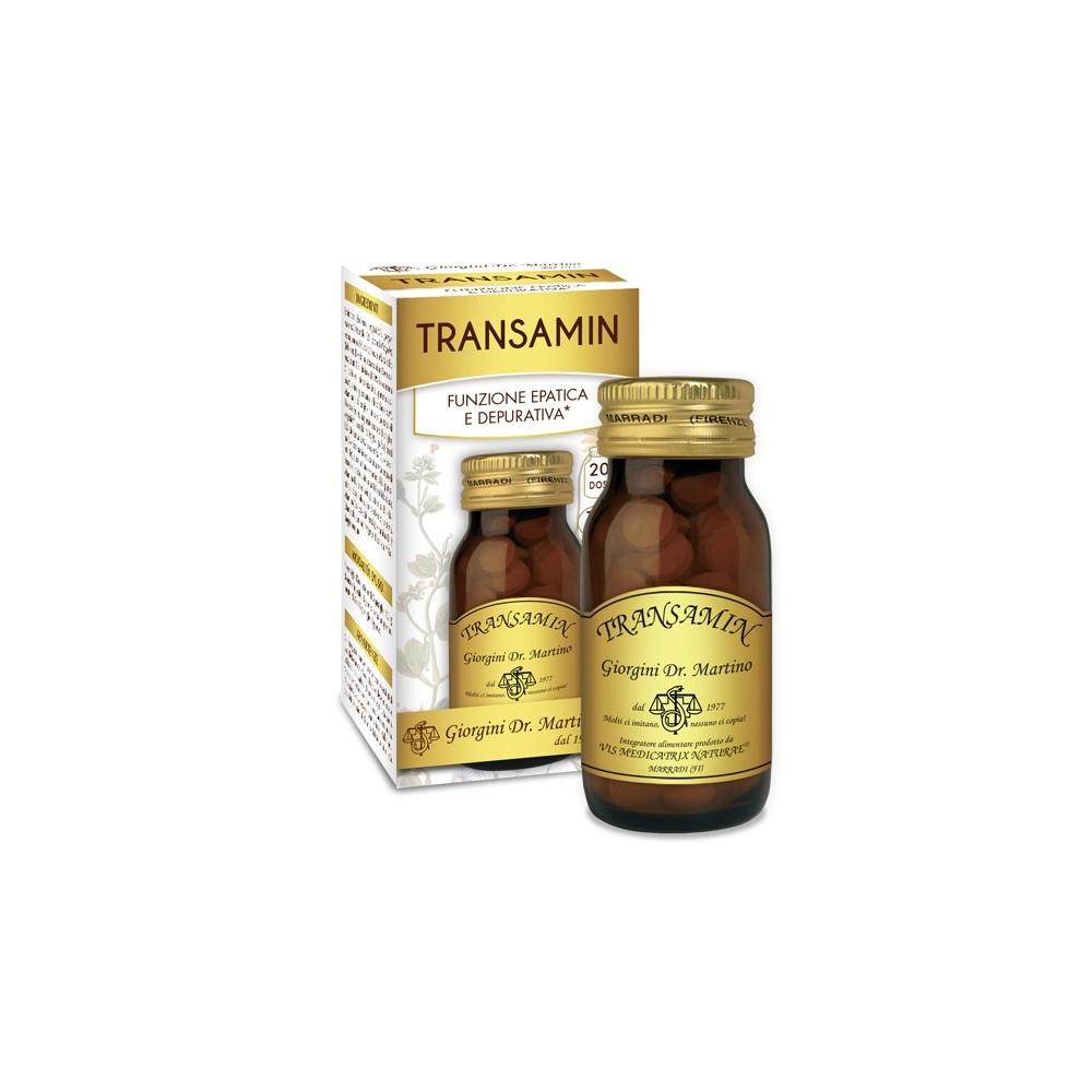 Transaminasi stop Pastiglie - www.AntiAgeBoutique.com