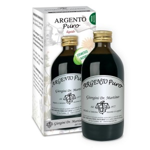 Argento Puro Liquido analcoolico - www.AntiAgeBoutique.com