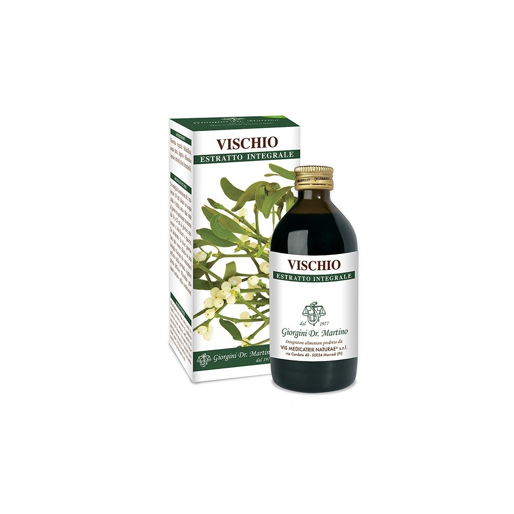 Vischio Estratto Integrale Liquido analcoolico - www.AntiAgeBoutique.com