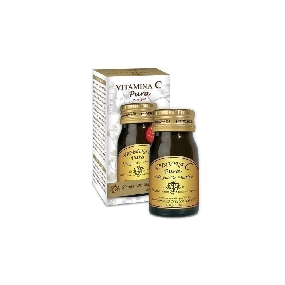 Vitamina C pura Pastiglie - www.AntiAgeBoutique.com