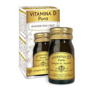 Vitamina D pura Pastiglie - www.AntiAgeBoutique.com