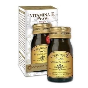 Vitamina E pura Pastiglie - www.AntiAgeBoutique.com