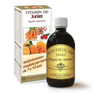Vitamin 100 Junior Liquido analcoolico - www.AntiAgeBoutique.com