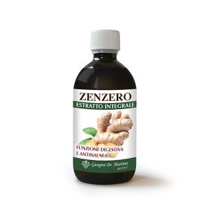 Zenzero Estratto Titolato Liquido analcoolico - www.AntiAgeBoutique.com